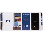 HP 83 Black Printhead/Cleaner Cartridge HEWC4960A