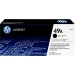 HP 49A Toner Cartridge - Black HEWQ5949AG