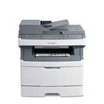 Lexmark X264DN Laser Multifunction Printer - Monochrome - Plain Paper Print - Desktop LEX13B0500