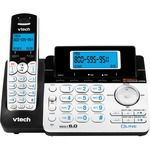 Vtech DS6151 Cordless Phone - DECT - Black, Silver VTEDS6151