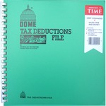 Dome Tax Deductions File DOM912