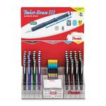 Pentel Twist-Erase III Automatic Pencil Set PENQE5157996
