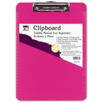 CLI Rubber Grip Clipboard LEO89755