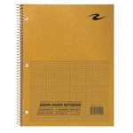 Roaring Spring Three Hole Punched Quadrille Notebook ROA11209