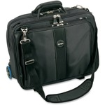 "Kensington Contour Carrying Case (Roller) for 17"" Notebook - Black KMW62348"