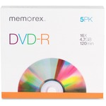 Memorex 16x DVD-R Media MEM05655