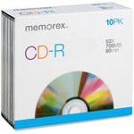 Memorex 52x CD-R Media MEM04514