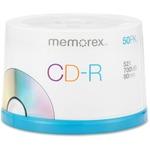 Memorex 52x CD-R Media MEM04563