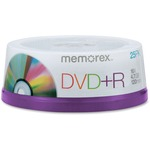 Memorex 16x DVD+R Media MEM05618