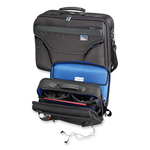 "Microsoft 39107 Carrying Case (Portfolio) for 17"" Notebook - Black SAM39107"