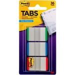 Post-it Durable Filing Tab MMM686LGBRT
