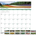 House of Doolittle Earthscapes Gardens of the World Wall Calendar HOD301