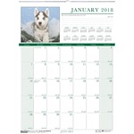 House of Doolittle Earthscapes Puppies Wall Calendar HOD3652