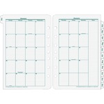 Franklin Covey Original Classic Monthly Tab FDP35399