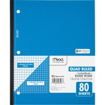 MeadWestvaco 1-Subject Wireless Neatbook MEA06497