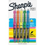 Sharpie Pen-style Liquid Highlighters SAN24575PP