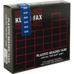 Kleer-Fax 1/5 Cut Hanging Folder Tab KLFKLE01425
