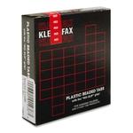 Kleer-Fax 1/3 Cut Hanging Folder Tab KLFKLE01436