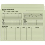 Smead 77000 Moss Employee Record File Folders SMD77000