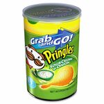 Pringles Pringles Grab and Go Potato Crisps MJK18522