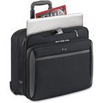 "Solo Sterling Carrying Case (Roller) for 16"" Notebook - Black USLCLA9024"