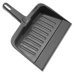 Rubbermaid 2005 Heavy-Duty Dust Pan RCP2005CHA