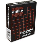 Kleer-Fax 1/3 Cut Hanging Folder Tab KLF02431