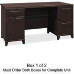 bbf Enterprise 2960MCA1-03 Pedestal Desk Box 1 of 2 BSH2960MCA103