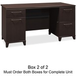 bbf Enterprise 2960MCA2-03 Pedestal Desk Box 2 of 2 BSH2960MCA203