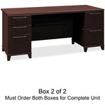 bbf Enterprise 2972MCA2-03 Pedestal Desk Box 1 of 2 BSH2972MCA203
