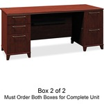 bbf Enterprise 2972CSA2-03 Pedestal Desk Box 2 of 2 BSH2972CSA203