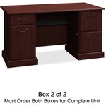 bbf Syndicate 6360CSA2-03 Pedestal Desk Box 2 of 2 BSH6360CSA203