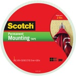 Scotch Foam Mounting Double Sided Tape MMM110LONG