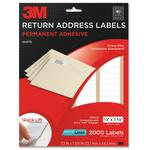 3M Address Label MMM3100Q