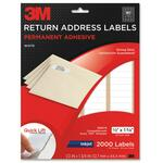 3M Address Label MMM3200R