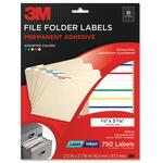 3M File Folder Label MMM3300G