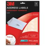 3M Address Label MMM3400A