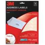 3M Address Label MMM3400B