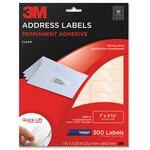3M Address Label MMM3500A