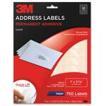 3M Address Label MMM3500B