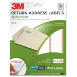 3M Address Label MMM3700R