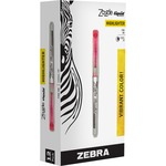 Zebra Pen Z-HL Highlighter ZEB77070