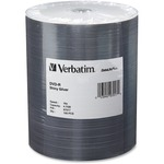 Verbatim 97017 DVD Recordable Media - DVD-R - 16x - 4.70 GB - 100 Pack Wrap VER97017