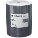Verbatim 97017 DVD Recordable Media - DVD-R - 16x - 4.70 GB - 100 Pack Wrap VER97017
