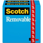 Scotch Magic 811 Removable Tape MMM8112PK