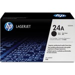 HP 24A (Q2624A) Black Original LaserJet Toner Cartridge HEWQ2624A