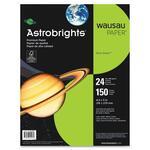 Wausau Paper Astrobrights Premium Paper WAU20297
