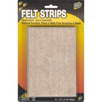 Master Scratch Guard 88495 Heavy Duty Felt Pad MAS88495