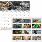 House of Doolittle Wildlife Wall Calendar HOD3731