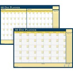House of Doolittle Non-dated 30/60 Day Planner HOD631